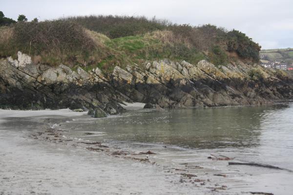 Beach at Kinsale